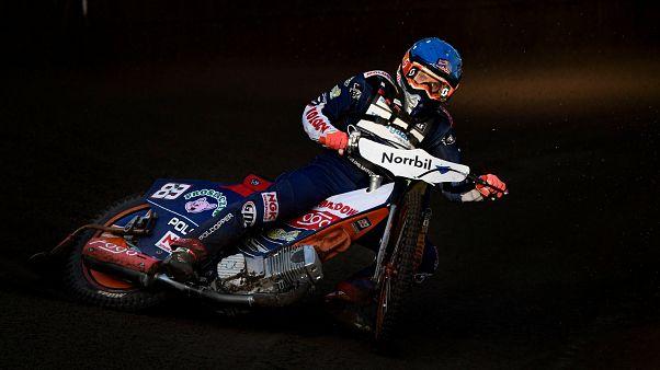 Speedway-Fahrer Emil Sayfutdinov
