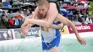 Wife Carrying World Championships 2019