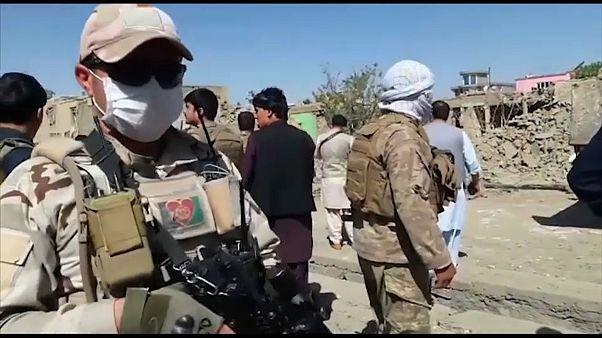 Afghanistan : au moins 12 morts dans un attentat-suicide