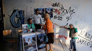 Législatives en Grèce : Alexis Tsipras reconnaît sa défaite face aux conservateurs