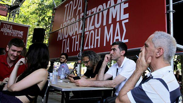 سیپراس شکست حزبش در انتخابات پارلمانی یونان را پذیرفت
