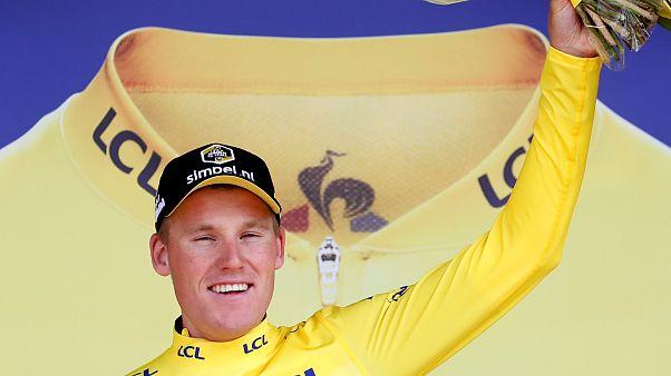 Le Tour quitte Bruxelles et arrive en France, Teunissen reste en jaune