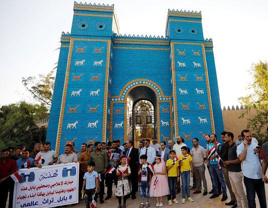 REUTERS/Thaier Al-Sudani