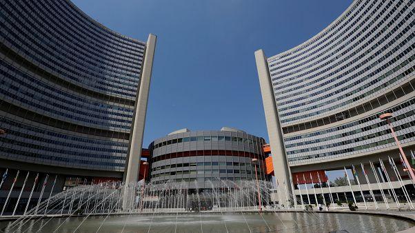 الوكالة الدولية للطاقة الذرية في فيينا