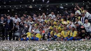 Brasil conquista Copa América