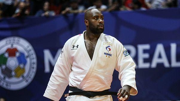 Montreal Grand Prix'sinin son gününde Judo'nun Kralı Riner tatamiye döndü