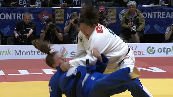 GP de Montreal conclui com domínio absoluto do Japão e o regresso do Rei do Judo