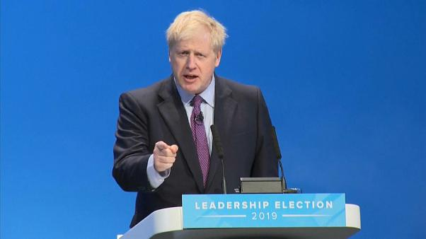 UK Leadership race: Boris is frontrunner with 2 weeks to go; Hunt playing 'catch-up'
