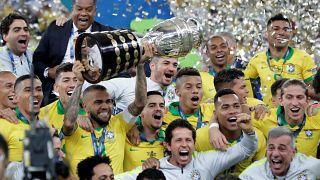 Бразильцы завоевали Кубок Америки