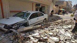 یک فوتی و بیش از صد زخمی در زلزله ۵.۷ ریشتری مسجدسلیمان