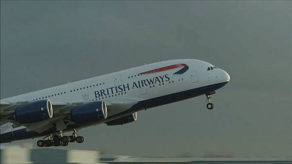 Maxi multa da 183 mln di sterline per British Airways