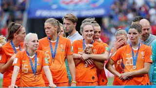 Nach WM-Niederlage: Tränen und Stolz in Amsterdam