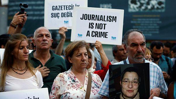 تهیه «فهرست سیاه» روزنامهنگاران در ترکیه؛ رسوایی اندیشکده نزدیک به اردوغان