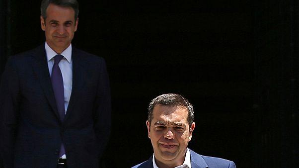 Nuevo gobierno en Grecia