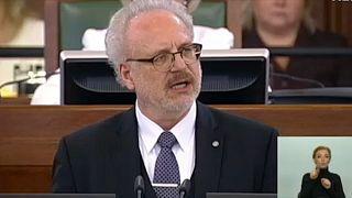 Egils Levits neuer Präsident Lettlands