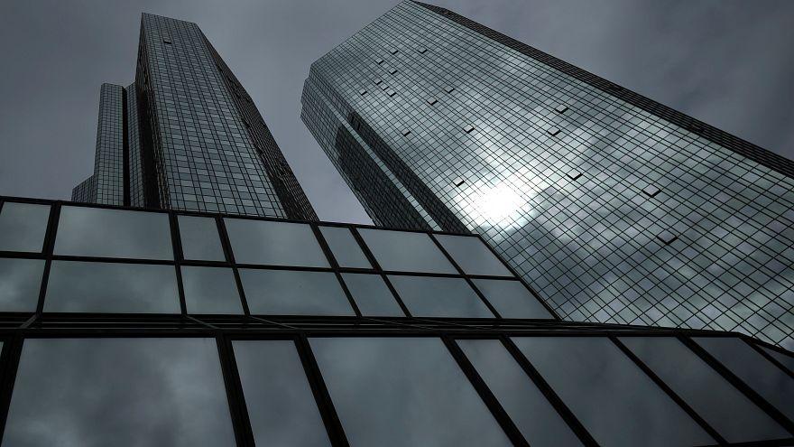 Deutsche Bank begins cutting 18,000 jobs