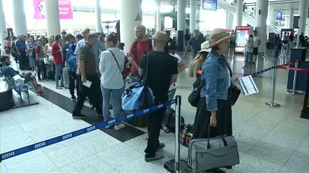Proibidos voos diretos entre a Rússia e a Geórgia