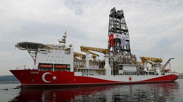 Kıbrıs'a ulaşan Yavuz sondaj gemisi hakkında Güney Kıbrıs'tan tepki: Egemenliğimiz ihlal ediliyor