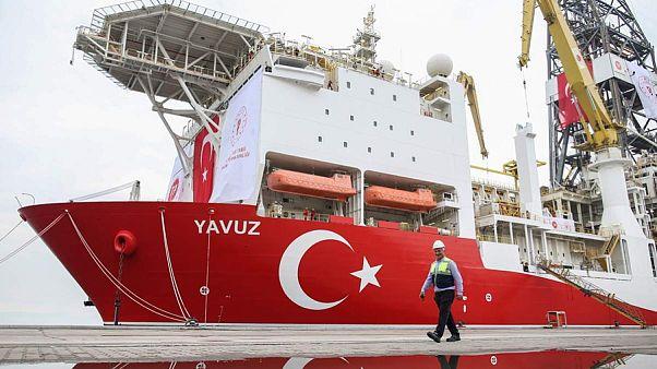 Csak azért is gázt és olajat fog keresni Törökország Ciprus partjainál