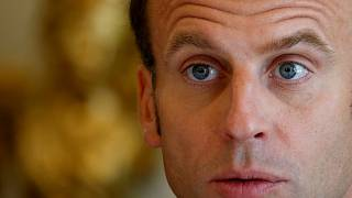 France's Macron criticised for comparing striking teachers to hostage takers