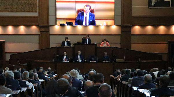 İmamoğlu'ndan canlı Belediye Meclisi toplantısında bütçe tepkisi: Seçim masrafları İBB'ye yük edildi