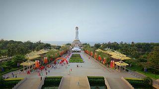 Курорт Санья завоевывает сердца путешественников