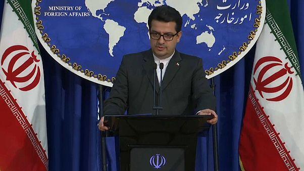 Abbas Mousavi, Sprecher des iranischen Außenministeriums