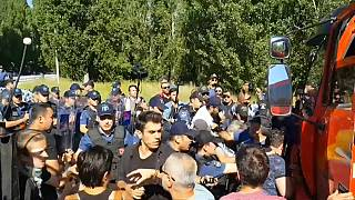 Turchia: gli studenti del METU di Ankara contro la demolizione degli alberi del campus