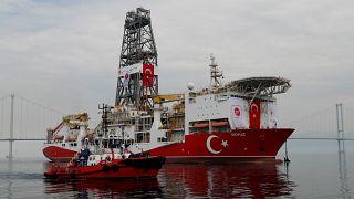 """قلق أوروبي """"بالغ"""" بسبب عمليات التنقيب التركية قرب قبرص"""