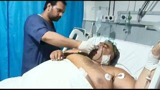 """شاهد: الموت يغيّب """"أثقل"""" رجل في باكستان"""