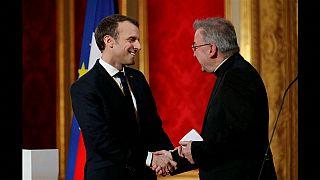 لويجي فينتورا، ممثل الفاتيكان في فرنسا