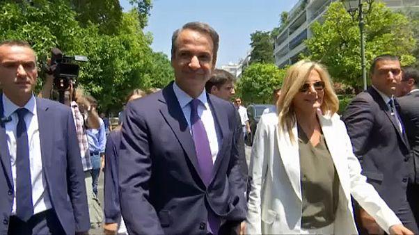 Kinevezték az új görög kormány tagjait