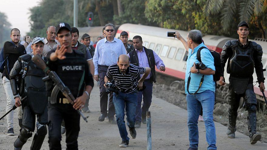 وزير النقل المصري السابق هشام عرفات