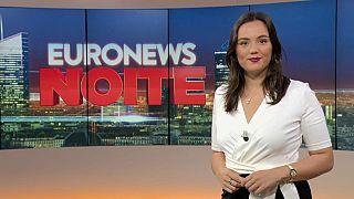 Euronews Noite | As notícias do Mundo de 8 de julho de 2019