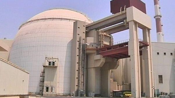 Iráni atomfeszültség