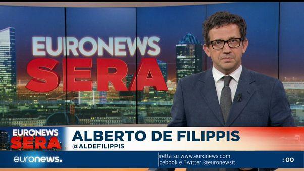 Euronews Sera | TG europeo, edizione di lunedì 8 luglio 2019