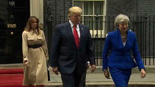 Trump beszólt a brit kormányfőnek