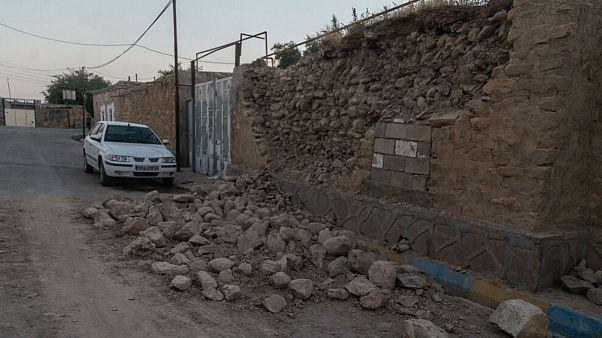 تعداد مصدومان زلزله خوزستان به دستکم ۱۱۲ نفر رسید