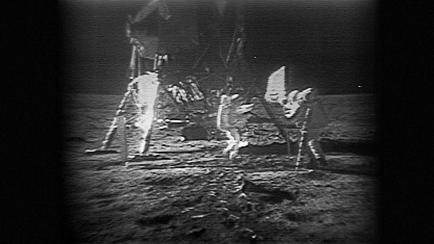 L'incroyable destin de la vidéo originale des premiers pas de l'Homme sur la Lune