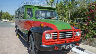 Eπέστρεψε στην Πάφο το 'Λεωφορείο της Αντίστασης'