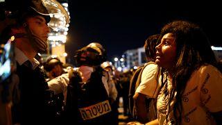 Новые манифестации против расизма в Израиле