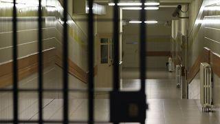 Estabelecimento prisional feminino de Santa Cruz do Bispoo, Matosinhos, 31 de janeiro de 2019. JOSÉ COELHO/LUSA