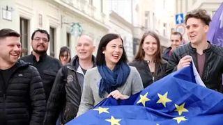 """Las nuevas caras del Parlamento Europeo, en """"The Brief from Brussels"""""""