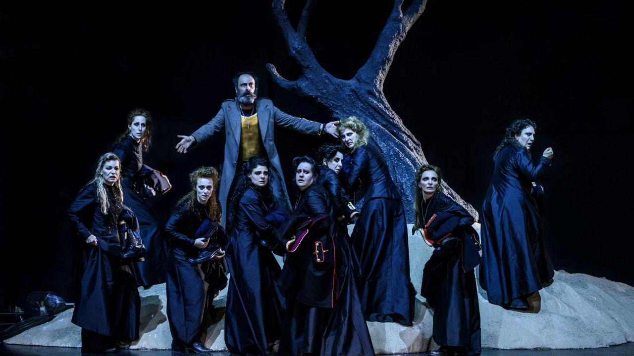 Ικέτιδες  του Ευριπίδη : Μια συμπαραγωγή του ΘΟΚ και του Εθνικού Θεάτρου