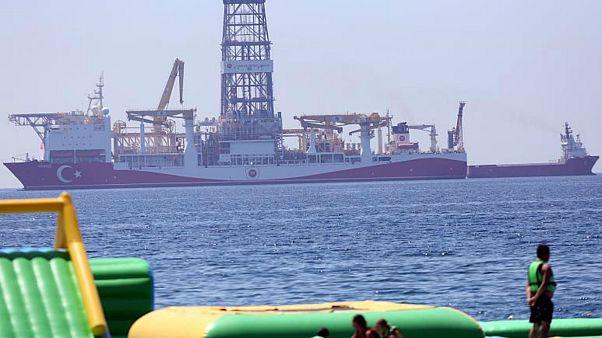 AB: Türkiye, Doğu Akdeniz'de sondaj faaliyetleriyle Kıbrıs'ın egemenliğini ihlal ediyor