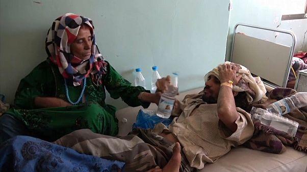Cholera im Jemen: Hunderttausende betroffen