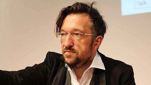 Lukas Bärfuss - Frankfurt Buchmesse 2014