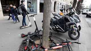 Danimarca, decine di arresti: guidavano monopattini elettrici ubriachi o drogati