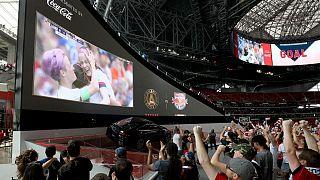 بیش از ۱۴ میلیون نفر در آمریکا فینال جام جهانی زنان را تماشا کردند