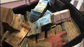 Olasz drogbárót fogtak el egy tengerparti villában Brazíliában